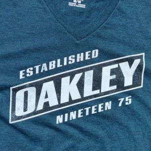 Oakley Shirts - Oakley Men's tee Established 1975 t-shirt